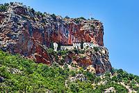 Eloni Monastery in Arcadia, Peloponnese, Greece.