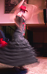 Flamenco-Vorstellung in Sevilla