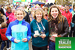Maria McCarthy, Deirdre Nagle and Caitriona Barry, who were the first three ladies home in the Kerry's Eye Tralee International half Marathon on Sunday 16th March 2014.