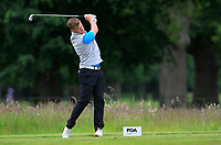 Luke Towler (Telford Golf &amp; CC) on the 6th tee during Round 1 of the Titleist &amp; Footjoy PGA Professional Championship at Luttrellstown Castle Golf &amp; Country Club on Tuesday 13th June 2017.<br /> Photo: Golffile / Thos Caffrey.<br /> <br /> All photo usage must carry mandatory copyright credit     (&copy; Golffile | Thos Caffrey)