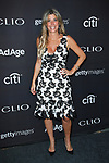 Nicole Purcell arrives at the 2017 Clio Awards in The Tent at Lincoln Center in New York City on September 27, 2017.
