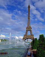 Frankreich, Paris: Eiffelturm | France, Paris: Eiffel Tower