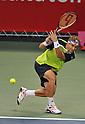 David Ferrer (ESP), OCTOBER 4, 2011 - Tennis : Men's Singles at Rakuten Japan Open Tennis Championships in Tokyo, Japan. (Photo by Atsushi Tomura/AFLO SPORT) [1035]