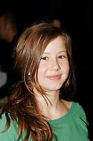 February 16 2006, Montreal (Qc) Canada<br /> Juliette Gosselin<br /> Premiere QUE DIEU BENISSE L AMERIQUE   au cinema Imperial<br /> RV Cinema Quebecois<br /> Photo : Delphine Descamps / Images Distribution