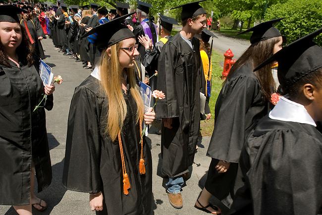 2011 SUNY Orange Commencement