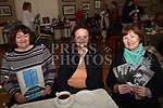 Angela Murphy, Anne Grant and Mary Mealey at the Lifestyle Development Group Exhibition in St Peters Church of Ireland Parish Hall.<br /> <br /> Photo: Jenny Matthews