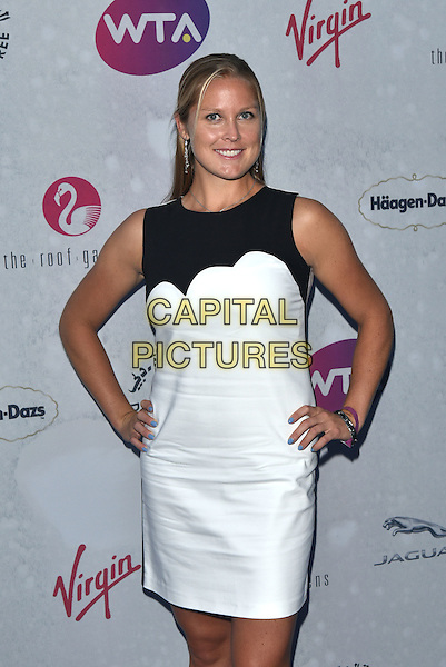 Shelby Rogers at WTA pre-Wimbledon Party at The Roof Gardens, Kensington on june 23rd 2016 in London, England.<br /> CAP/PL<br /> &copy;Phil Loftus/Capital Pictures