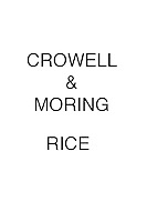 Crowell & Moring RICE