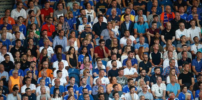25.07.2019 Rangers v Progres Niederkorn: Rangers WAGs