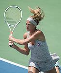 Camila Giorgi (ITA) defeated Eugenie Bouchard (CAN) 7-5, 6-4,