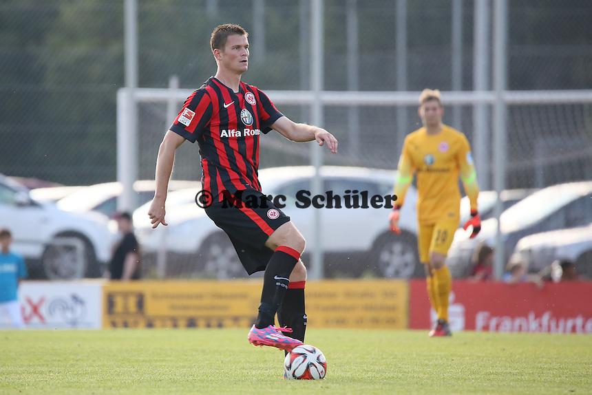 Alexander Madlung (Eintracht) - VfB Unterliederbach vs. Eintracht Frankfurt