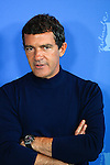 "Actor ANTONIO BANDERAS poses for photographers at the photocall for the film ""Haywire"" during the 62nd Berlin International Film Festival Berlinale."