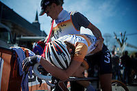 post-race fatigue<br /> <br /> Flèche Wallonne Féminine 2015