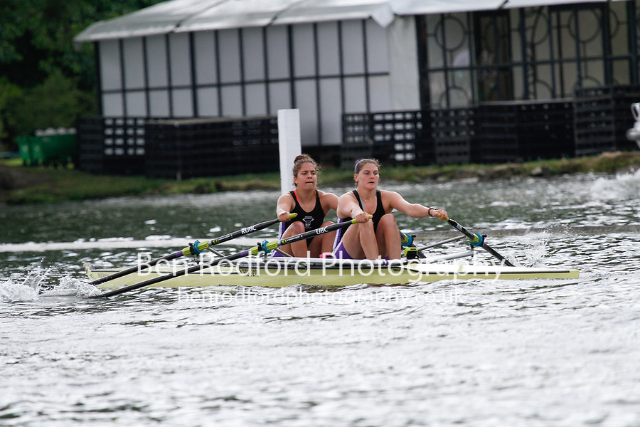 Race: 184 S2x Quarter-Final - Worcester RC/ Worcester Univ vs Reading Univ<br /> <br /> Henley Women's Regatta 2017<br /> <br /> To purchase this photo, or to see pricing information for Prints and Downloads, click the blue 'Add to Cart' button at the top-right of the page.