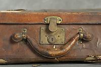 Willard Suitcases<br /> Hattie M<br /> &copy;2016 Jon Crispin