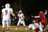 Bridgewater-Raritan vs Elizabeth football - 100915
