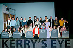 Cast of Kerry School of Music production of Sweeney Todd at Siamsa Tire on Friday