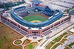 Major League Baseball Stadiums