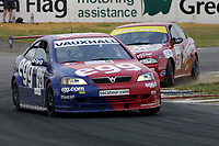 Round 7 of the 2002 British Touring Car Championship. #29 Paul O'Neill (GBR). Egg Sport. Vauxhall Astra Coupé.