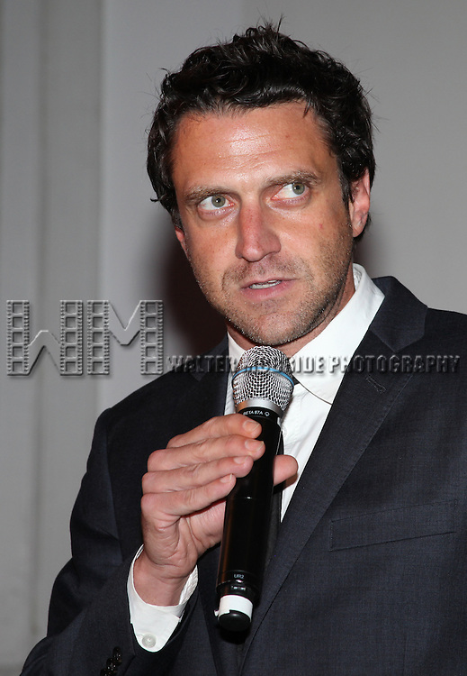 Raul Esparza.attending the Broadway League and Coalition of Broadway Unions and Guilds Presentation of The 3rd Annual Broadway Salutes in New York City.