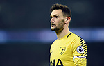 Tottenham Hotspur goalkeeper Hugo Lloris during the premier league match at the Wembley Stadium, London. Picture date 14th April 2018. Picture credit should read: Robin Parker/Sportimage