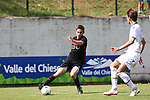 29th of July 2018, Roncone, Italy; Pre Season football friendly Primavera, Hellas Verona versus FC Ingolstadt 04; FC15 Boru<br /> Credit: Pierre Teyssot / Nicer