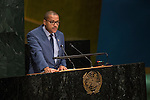 General Assembly Seventy-first session 31st plenary meeting   <br /> Commemoration of the abolition of slavery and the transatlantic slave trade: report of the Secretary-General (A/71/170)<br /> <br /> Jamaica
