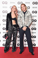 LONDON, UK. September 05, 2018: Lady Mary Charteris at the GQ Men of the Year Awards 2018 at the Tate Modern, London