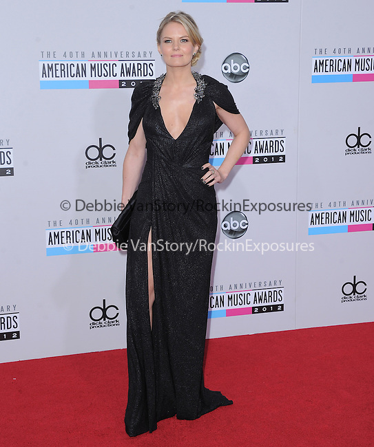 Jennifer Morrison at The 2011 MTV Video Music Awards held at Staples Center in Los Angeles, California on September 06,2012                                                                   Copyright 2012  DVS / Hollywood Press Agency