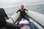 """Une journée avec Philippe Croizon et Arnaud Chassery , pour le monde Magazine, dans leur préparation physique à la Trinité sur Mer pour le projet """"nager au delà des frontières"""" qui consiste à franchir les 5 détroits pour relier les 5 continents."""