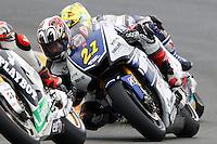 11.11.2012 SPAIN GP Generali de la Comunitat Valenciana Moto GP Race. The picture show Katsuyuki Nakasuga (Japan rider Yamaha Factory Racing YAMAHA)