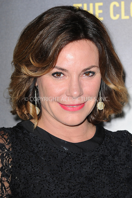 www.acepixs.com<br /> September 21, 2016  New York City<br /> <br /> Luann de Lesseps attending National Geographic's 'Years Of Living Dangerously' new season world premiere at the American Museum of Natural History on September 21, 2016 in New York City. <br /> <br /> Credit: Kristin Callahan/ACE Pictures<br /> <br /> <br /> Tel: 646 769 0430<br /> Email: info@acepixs.com