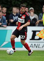 FUSSBALL   1. BUNDESLIGA   SAISON 2011/2012   TESTSPIEL Bayer 04 Leverkusen - Rangers FC                       13.07.2011 Gonzalo CASTRO (Bayer 04 Leverkusen) Einzelaktion am Ball