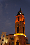 Jaffa, the Clock Tower