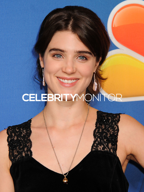 NEW YORK CITY, NY, USA - MAY 12: Lucy Griffiths at the 2014 NBC Upfront Presentation held at the Jacob K. Javits Convention Center on May 12, 2014 in New York City, New York, United States. (Photo by Celebrity Monitor)