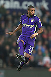 Fernandinho of Manchester City - Barclays Premier League - Stoke City vs Manchester City - Britannia Stadium - Stoke on Trent - England - 11th February 2015 - Picture Simon Bellis/Sportimage