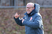 25.02.2015: Eintracht Frankfurt Training