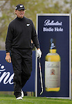 JEJU, SOUTH KOREA - APRIL 22:  Ernie Els of South Africa walks on the 17th hole during the Round One of the Ballantine's Championship at Pinx Golf Club on April 22, 2010 in Jeju island, South Korea. Photo by Victor Fraile / The Power of Sport Images