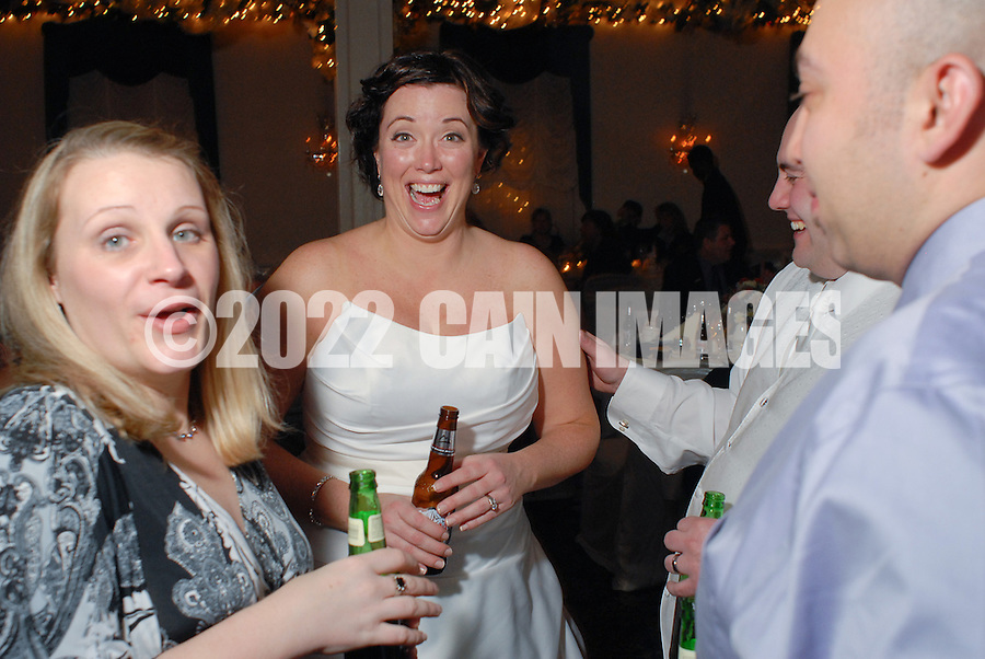 12/4/09 - 9:43:53 PM - SKIPPACK, PA: Carolyn & Michael,  December 4, 2009 in Skippack, Pennsylvania. (Photo by William Thomas Cain/cainimages.com)