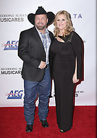 08 February 2019 - Los Angeles California - Garth Brooks, Trisha Yearwood. MusiCares Person Of The Year Honoring Dolly Parton held at Los Angeles Convention Center. <br /> CAP/ADM/PMA<br /> ©PMA/ADM/Capital Pictures
