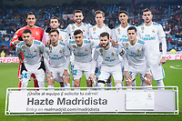 REAL MADRID v FUENLABRADA. King's Cup 2018.