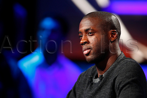 22.12.2013. Bein Sport Studios personal internviews and portaits:  Yaya Toure