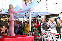 LOS ANGELES - SEP 12:  Judith Light, Guests at the Judith Light Star Ceremony on the Hollywood Walk of Fame on September 12, 2019 in Los Angeles, CA