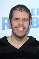 LOS ANGELES, CA - FEBRUARY 03: Perez Hilton at the premiere of Columbia Pictures' 'Peter Rabbit' at The Grove on February 3, 2018 in Los Angeles, California. <br /> CAP/MPI/DE<br /> &copy;DE//MPI/Capital Pictures