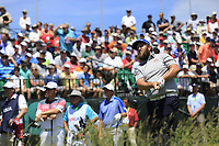Andrew &quot;Beef&quot; Johnson (ENG) tees off the 1st tee to start his match during Thursday's Round 1 of the 117th U.S. Open Championship 2017 held at Erin Hills, Erin, Wisconsin, USA. 15th June 2017.<br /> Picture: Eoin Clarke | Golffile<br /> <br /> <br /> All photos usage must carry mandatory copyright credit (&copy; Golffile | Eoin Clarke)