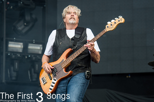 John Cowan of The Doobie Brothers performs onstage during The Tortuga Music Festival in Fort Lauderdale, Florida.