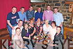 Birthday Party: Elaine Lyons, Ashgrove, Listowel fourth from left, celebrating her birthday party with family and friends at Tankers Bar in Listowel on Saturday night last.