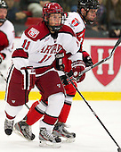 Kyle Criscuolo (Harvard - 11), Mark McGowan (RPI - 21) - The Harvard University Crimson defeated the visiting Rensselaer Polytechnic Institute Engineers 4-0 (EN) on Saturday, November 10, 2012, at Bright Hockey Center in Boston, Massachusetts.