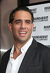 "Bobby Cannavale.pictured at the Opening Night Arrivals for the Roundabout Theatre Company's Broadway Production of  ""Harvey"" at Studio 54 New York City June 14, 2012"