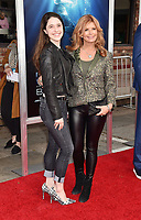 WESTWOOD, CA - APRIL 11: Reilly Anspaugh (L) and Roma Downey attend the premiere of 20th Century Fox's 'Breakthrough' at Westwood Regency Theater on April 11, 2019 in Los Angeles, California.<br /> CAP/ROT/TM<br /> &copy;TM/ROT/Capital Pictures
